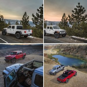 Jeep JT Gladiator Misc FCA Photos